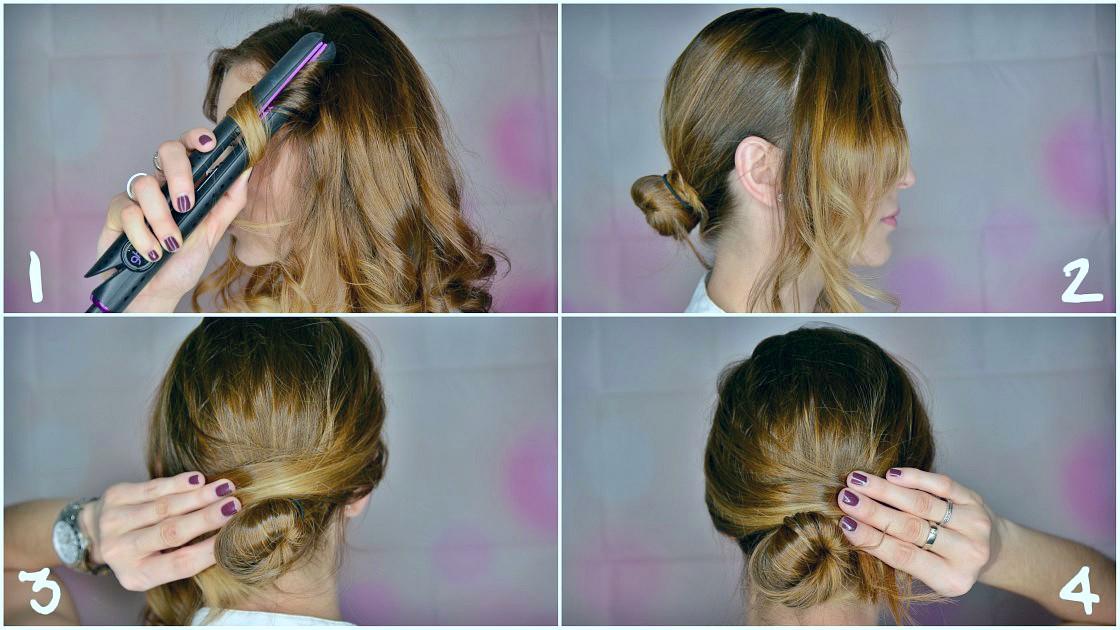 Long Bob Styles 3 Einfache Frisuren Maikikii Der Lifestyle Blog