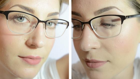 schminken mit brille so geht 39 s maikikii der. Black Bedroom Furniture Sets. Home Design Ideas